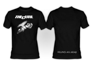 The Cure Killing an Arab T-Shirt