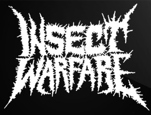 "Insect Warfare 5x4"" Printed Sticker"