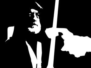 "Star Wars - Obi-Wan Kenobi 2.75x3.75"" Printed Sticker"