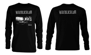 Burzum Aske Long Sleeve T-Shirt