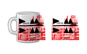 Depeche Mode Delta Machine Coffee Mug