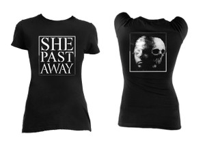She Past Away Girls T-Shirt