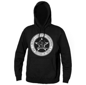 Sisters of Mercy A Slight Case of Overbombing Hooded Sweatshirt