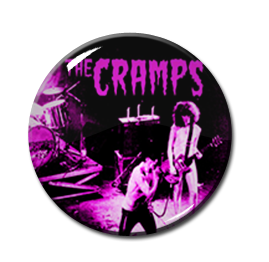 "The Cramps - Concert 2.25"" Pin"