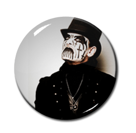 "King Diamond 2.25"" Pin"