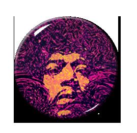 "Jimi Hendrix 2.25"" Pin"