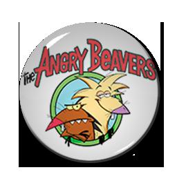"The Angry Beavers 2.25"" Pin"