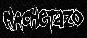 "Machetazo Logo 3x6"" Printed Patch"