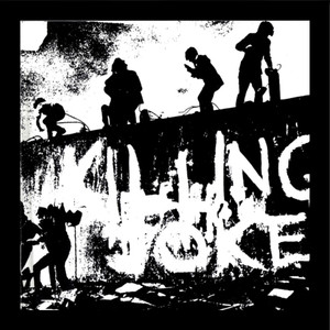 "Killing Joke 4x4"" Printed Sticker"