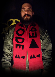 """Depeche Mode - 58x9"""" Knitted Scarf"""