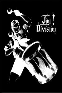 "Joy Division - An Ideal for Living 4x6"" Printed Sticker"