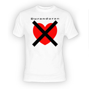Duran Duran I Don't Need Your Love T-Shirt **LAST IN STOCK** HURRY!