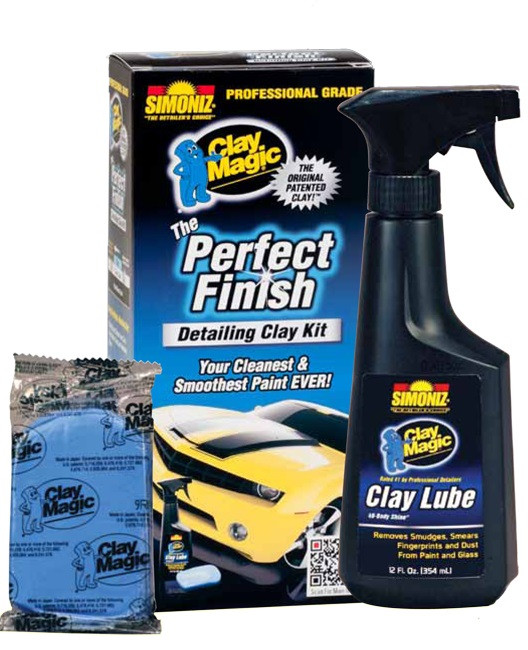 PERFECT FINISH™ DETAILING CLAY KIT