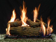 "Country Oak 30"" - Gas Logs Only (no burner included)"
