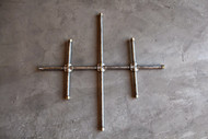 "Stainless Steel Burner for 42"" Fire Pit"