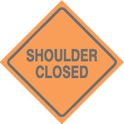 (C30A) SHOULDER CLOSED - 24X24 CB