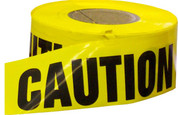 CAUTION TAPE 1000'STANDARD