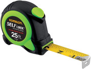 25' SELF-LOCK TAPE MEASURE