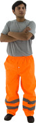CLASS E SOLID PANTS - ORANGE