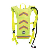 HI-VIS HYDRATION PACK - YELLOW