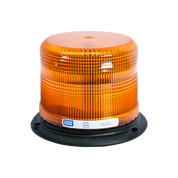 ECCO SAE CLASS II LOW PROFILE LED, AMBER, 11 FLASH PATTERNS