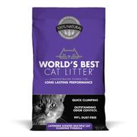 World's Best Lavender Cat Litter