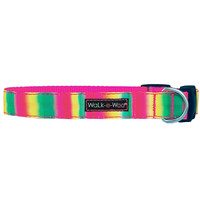 Walk-E-Woo Tie Dye - Pink & Green