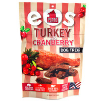 Plato Real Strips Turkey with Cranberry - 4oz