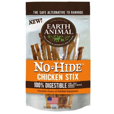 Earth Animal No Hide Chicken Stix