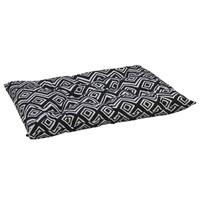 Bowsers Tufted Cushion - Azure