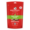 Stella & Chewy's Freeze-Dried Duck Duck Goose Patties for Dogs
