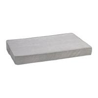 Bowsers Isotonic Memory Foam Mattress - Silver Treats