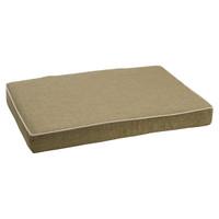 Bowsers Isotonic Memory Foam Mattress - Flax