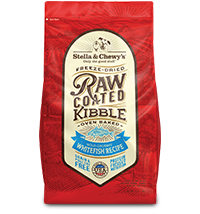 Stella & Chewy's Raw Coated Kibble - Wild-Caught Whitefish