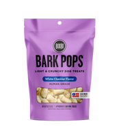 Bark Pops White Cheddar