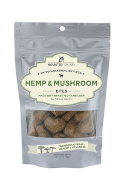 Holistic Hound Lamb Liver CBD Treats