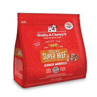 Stella & Chewy's Frozen Beef Morsels for Dogs