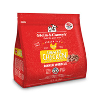 Stella & Chewy's Frozen Chicken Morsels for Dogs