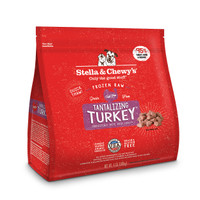 Stella & Chewy's Frozen Turkey Morsels for Dogs