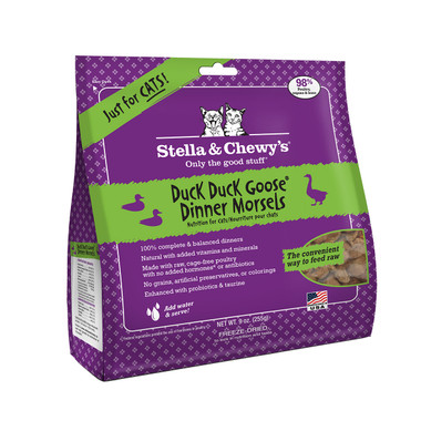 Stella & Chewy's Freeze-Dried Duck Duck Goose