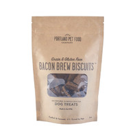 Portland Pet Food Co. Bacon Brew Biscuits