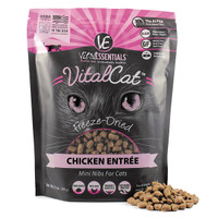 Vital Essentials VitalCat Freeze-Dried Cat Entree - Mini Nibs