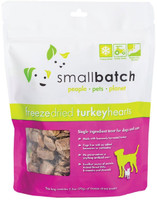 Small Batch Freeze Dried Turkey Heart Treats