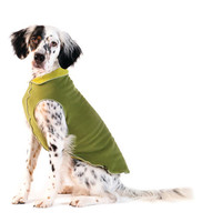 Gold Paw Series Duluth Double Fleece - Moss
