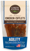Earth Animal Chicken Cutlets Agility