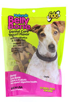 Fido Naturals Belly & Dental Bone- Small Dog 13 pk