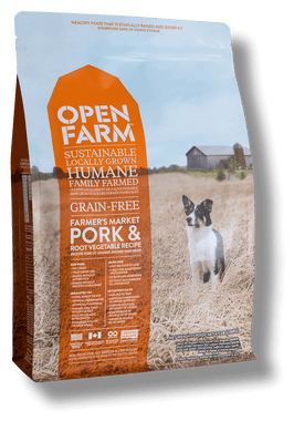 Open Farm- Pork front