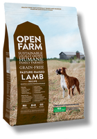 Open Farm- Lamb front