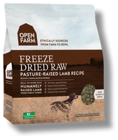 Open Farm Freeze Dried Lamb