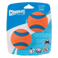 Chuck It Ultra Ball 2-pack